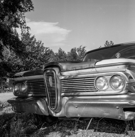 Edsel, Route 66, New Mexico